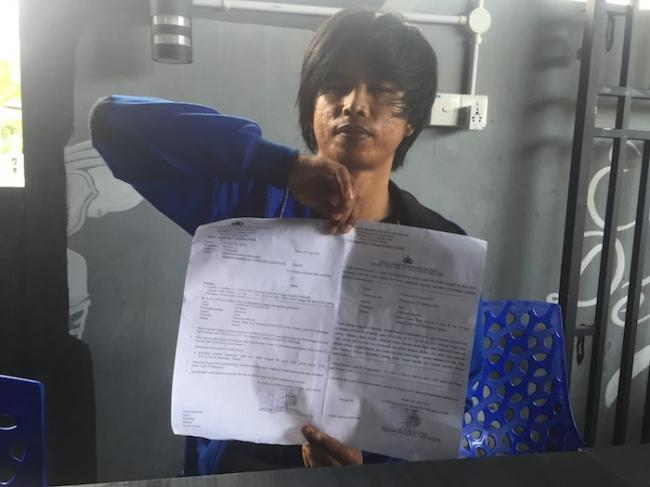 Gara-gara Cuti, Karyawan PT Tai Cheng Mengaku Dianiaya Sekuriti
