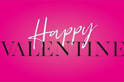 template coreldraw tematik Happy Valentine Vector untuk ucapan dan status