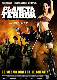Planet Terror (2007) โคโยตี้ แข้งปืนกล