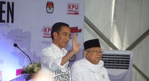 Jokowi Kena Jebakan Batman