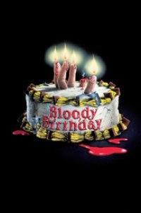 Poster Bloody Birthday