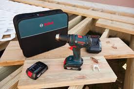 Bosch DDB181-02 18V cordless drill review