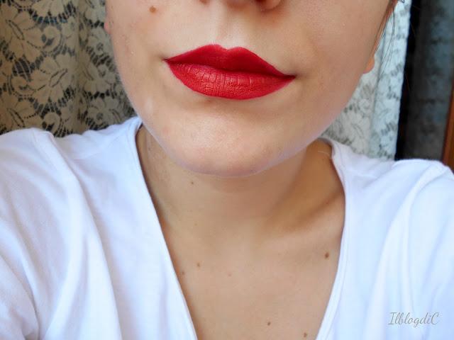 Kat Von D liquid lipstick