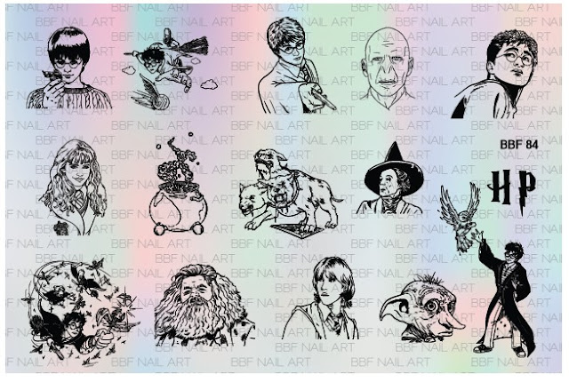 Lacquer Lockdown - Halloween, halloween nail art, halloween nail art stamping plates, nail art, nail art stamping ideas, holiday nail art, Harry Potter, golden snitch, stamped nails, nails, sorting hat,