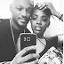 Annie Idibia shares cute selfie with husband,2face