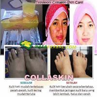 Pengguna Collagen Skin Wanita