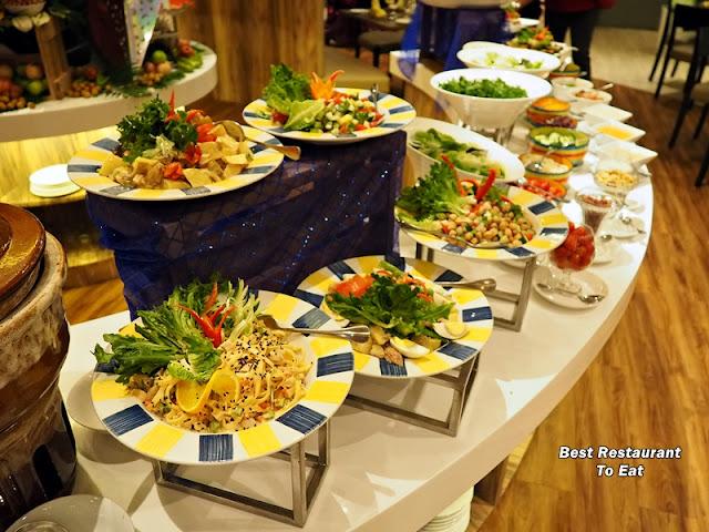 Ramadan 2017 Buffet Putrajaya @ Palm Garden Hotel IOI Resort Selangor - Mystical Ramadan