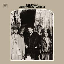 John Wesley Harding Cover
