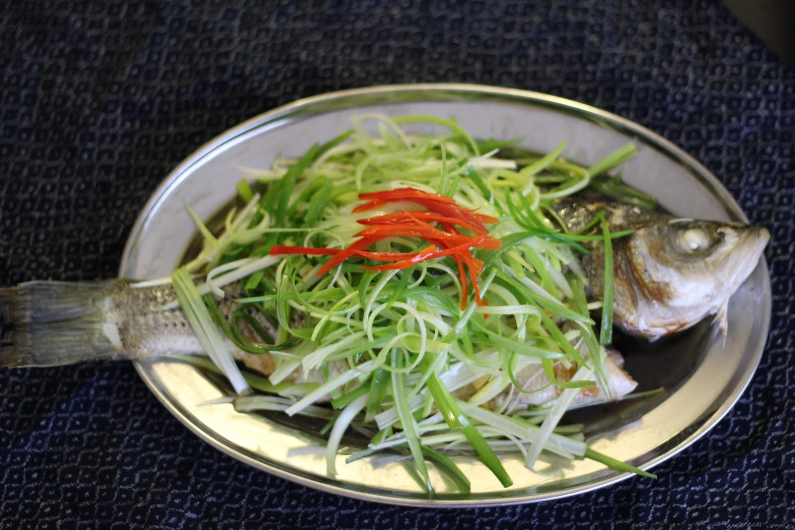 Berdo Sweets 博朶: 港式蒸魚~ 跟外面餐廳一樣好吃喔