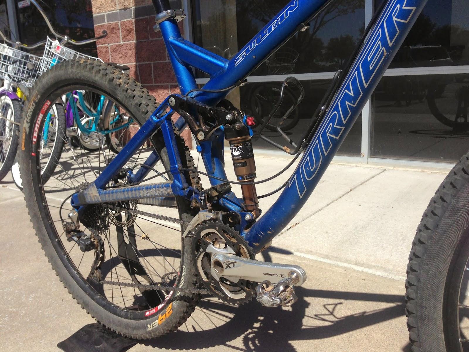 BikeworksABQ | The Great 2013 Demo Bike Sell Off! Turner