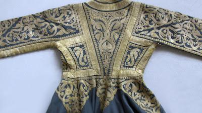 Νέο απόκτημα του «Ντουλαμά»: Το πανωφόρι του ράφτη της βασίλισσας Αμαλίας