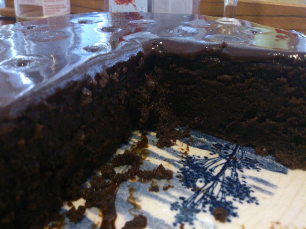 Super Moist White Chocolate Mud Cake Recipe