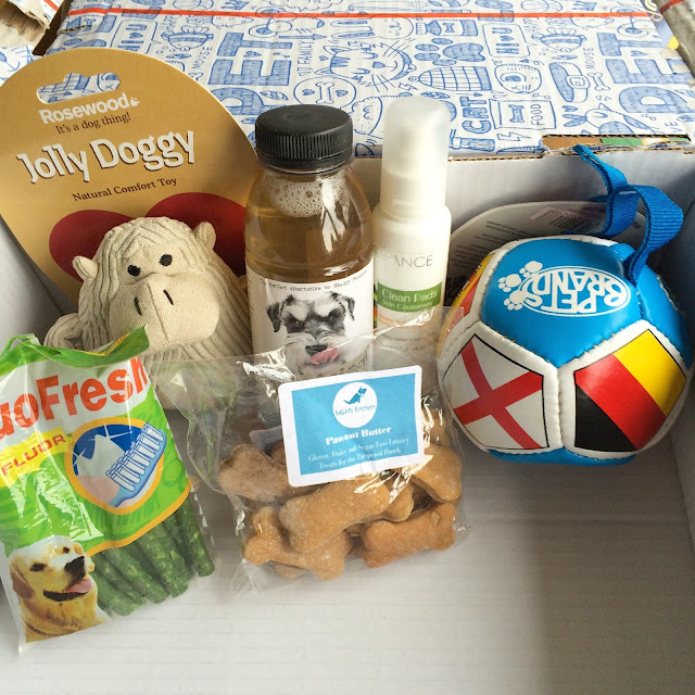 Febuary's Pawsome Box review