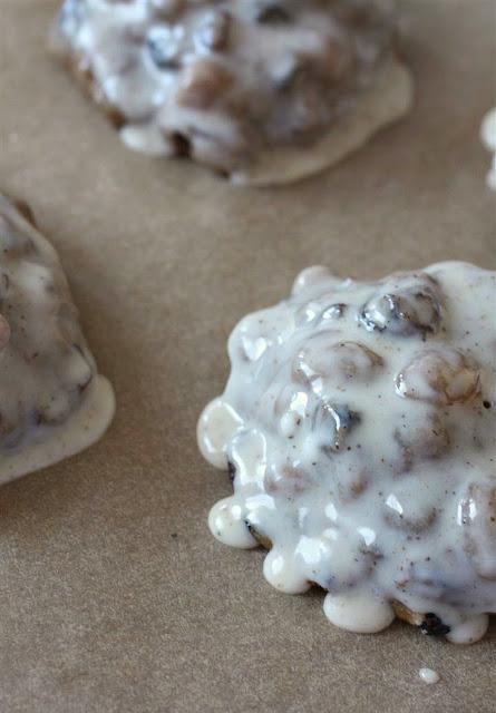 Fruitcake Cookies from Nutmeg Nanny at @katrinaskitchen