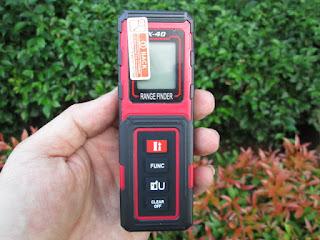 Mini Digital Laser Distance DEKO X-40 Range Finder