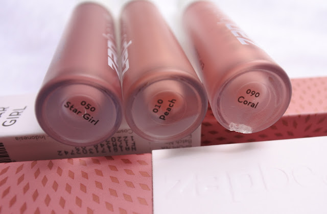 Review ZAP Beauty Lip Matte