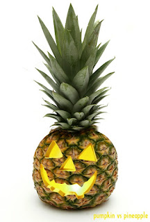 Pineapple Pumpkins