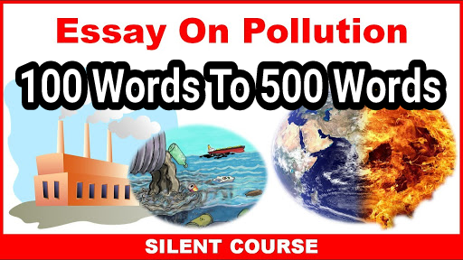 Pollution Essay and essay on pollution