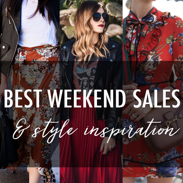 best weekend sales