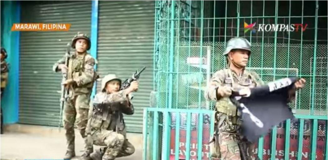 Seorang WNI Dilaporkan Tewas dalam Baku Tembak dengan Militer Filipina
