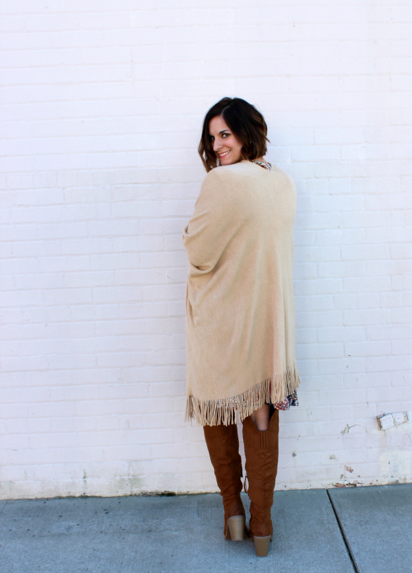 bohoblu, NC blogger, boho chic, over the knee boots