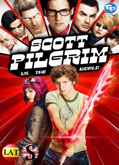 Scott Pilgrim Contra el Mundo (2010) HD 1080P LATINO/INGLES