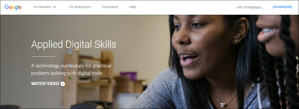Free Tech Curriculum for all Subjects with Google's Applied Digital Skills