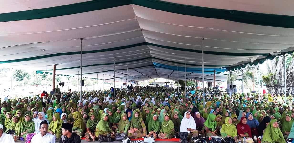 Harlah ke-73, Muslimat NU Kebumen Diminta Tak Golput
