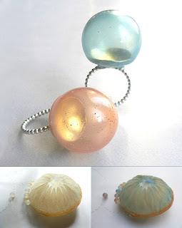 Diseño de anilllo futurista
