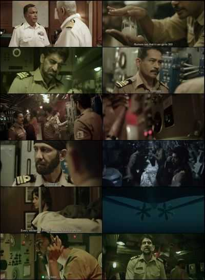 The Ghazi Attack 300mb Movies Download DVDRip