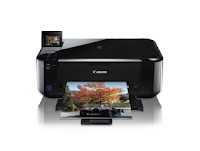 MG4120 includes features that can allow you to wirelessly print photos, web pages, emails, documents and more compatible iPhone, iPad or iPod Touch compatible Canon PIXMA Wireless all-in-one device