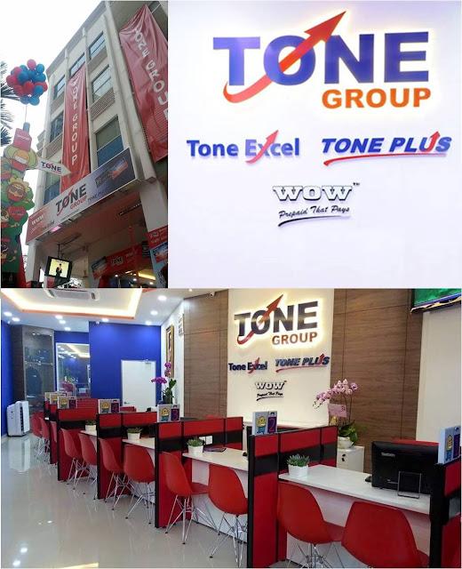 Mengenai Syarikat Tone Plus Sdn Bhd