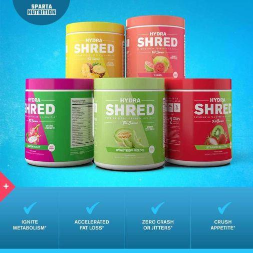 star nutrition shred