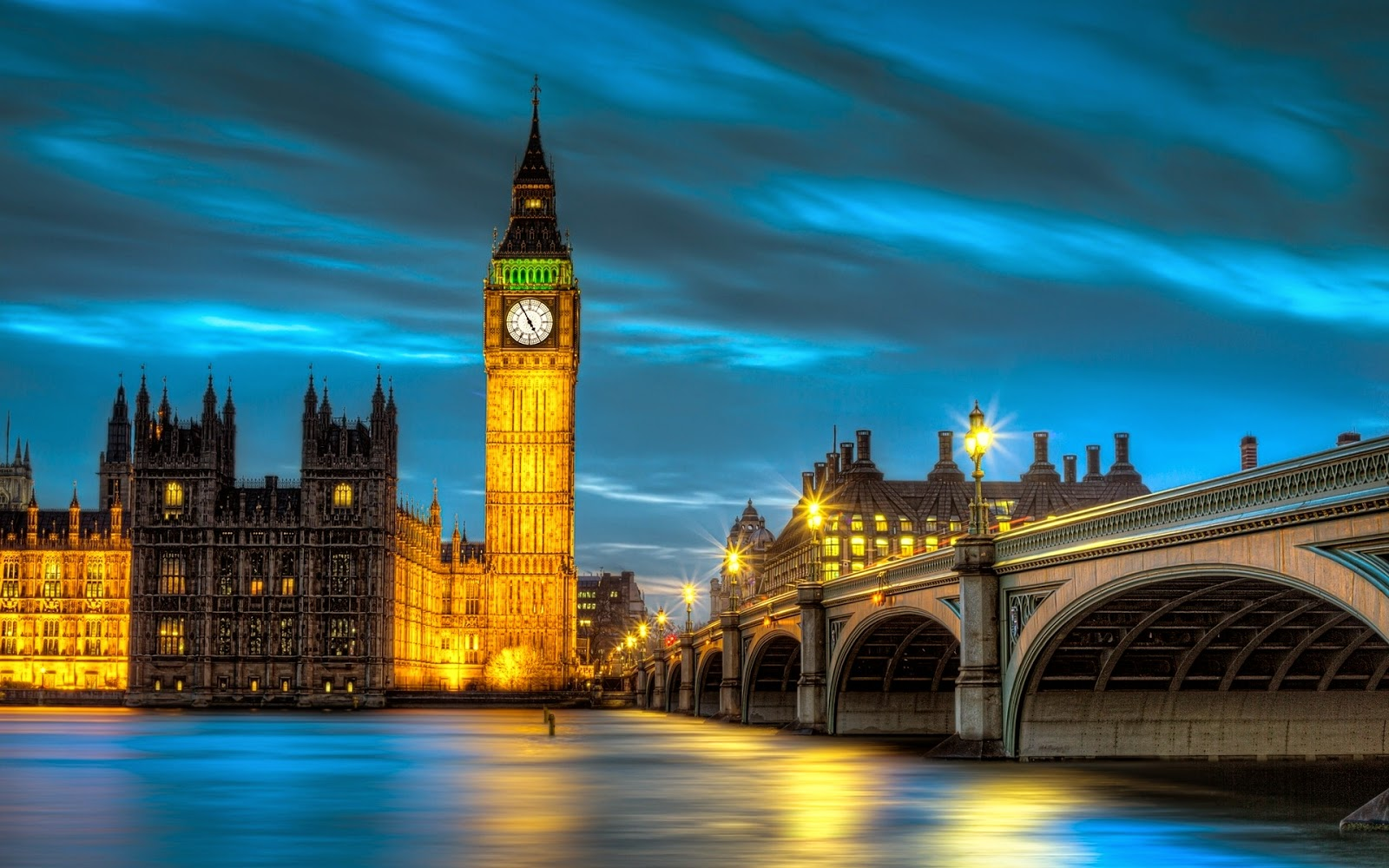 ساعة لندن بيج بن