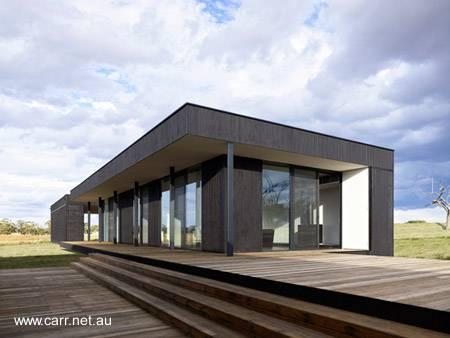 Arquitectura de casas: con una casa modular o prefabricada, ahorre ...