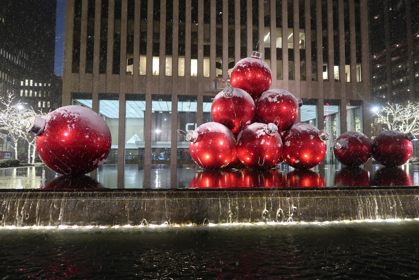 Christmas in New York - Le Noceur