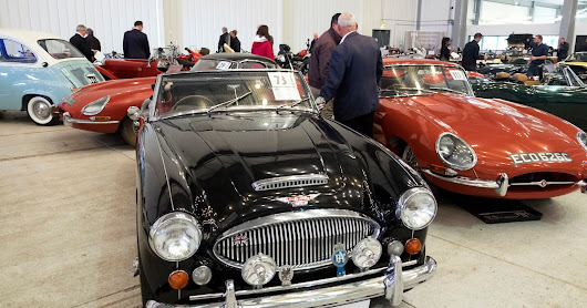 Duxford Clasic car auction