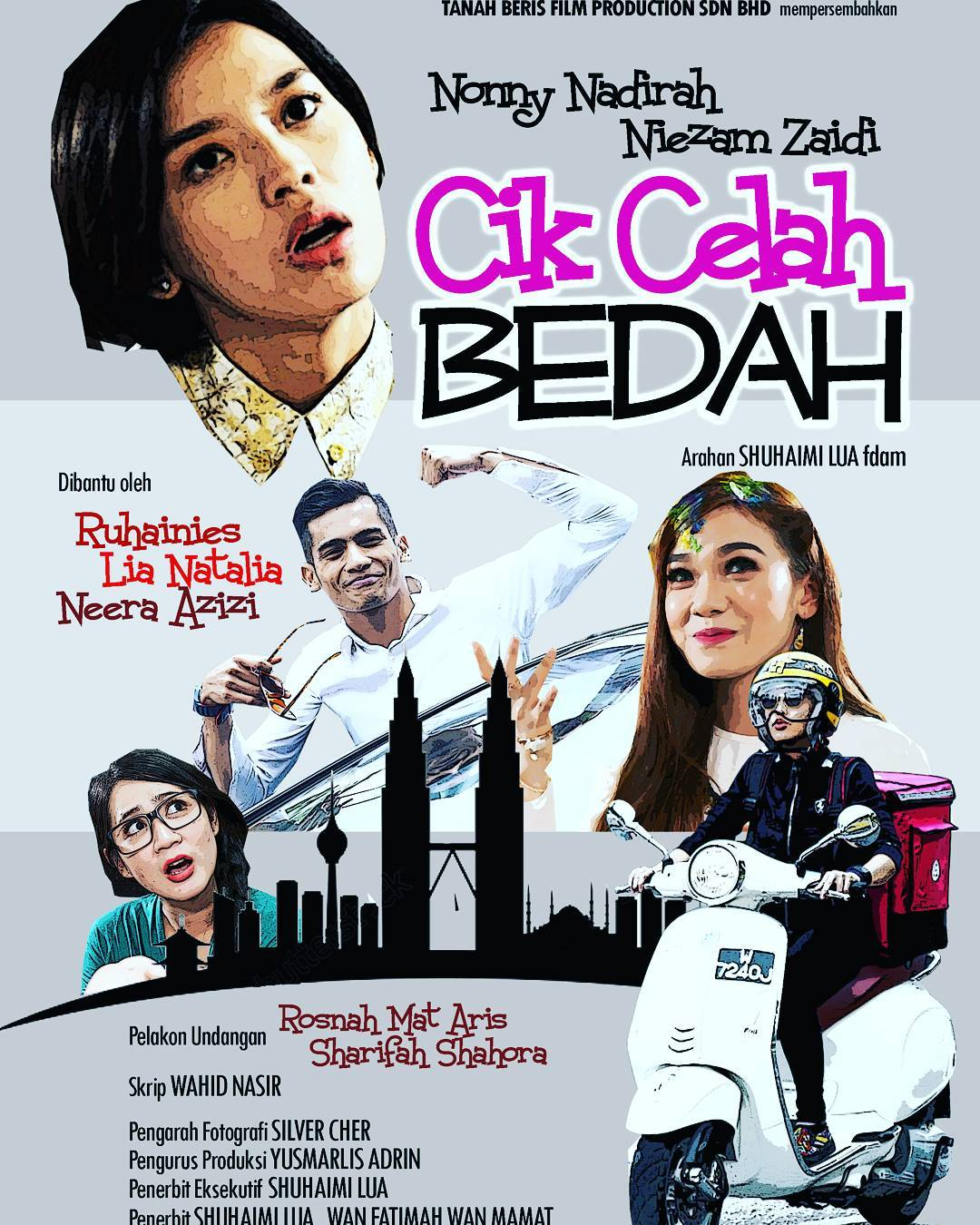 Sinopsis Telemovie Bedah Motor (TV9)