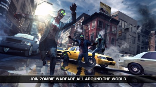 Tampilan Game Dead Trigger 2 Zombie Shooter