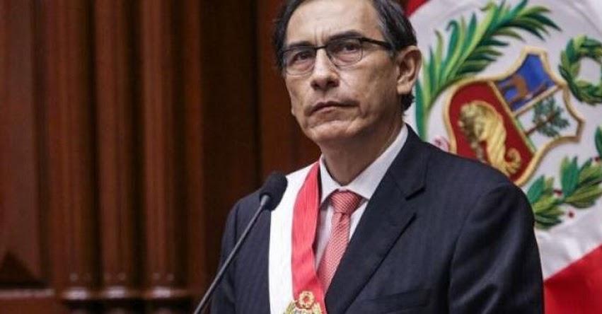 EL MENSAJE PRESIDENCIAL: Informe de educación (Hugo Diaz)