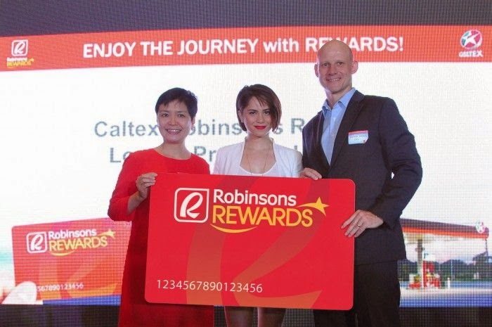Robinsons Rewards Card with Jessy Mendiola