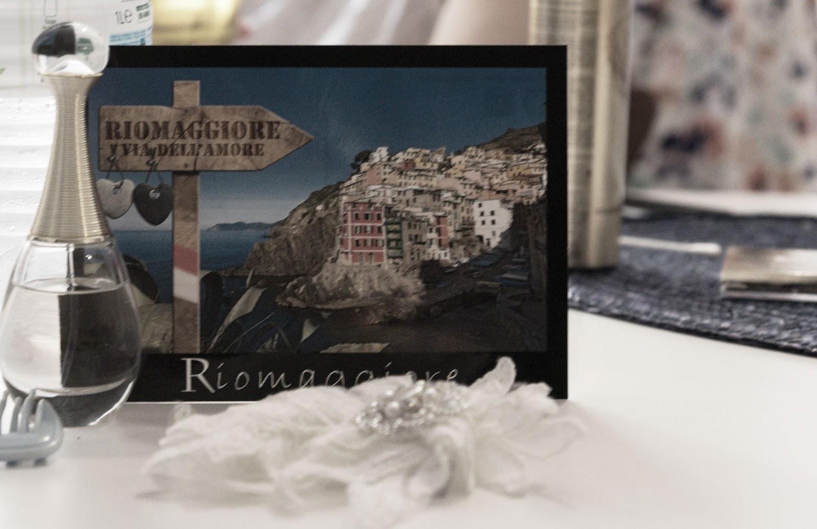 3 tygodnie w siodle: Nasz Eurotrip 2016. Dni 10 - 13. Liguria. Cinque Terre. I nasz ślub w Riomaggiore!