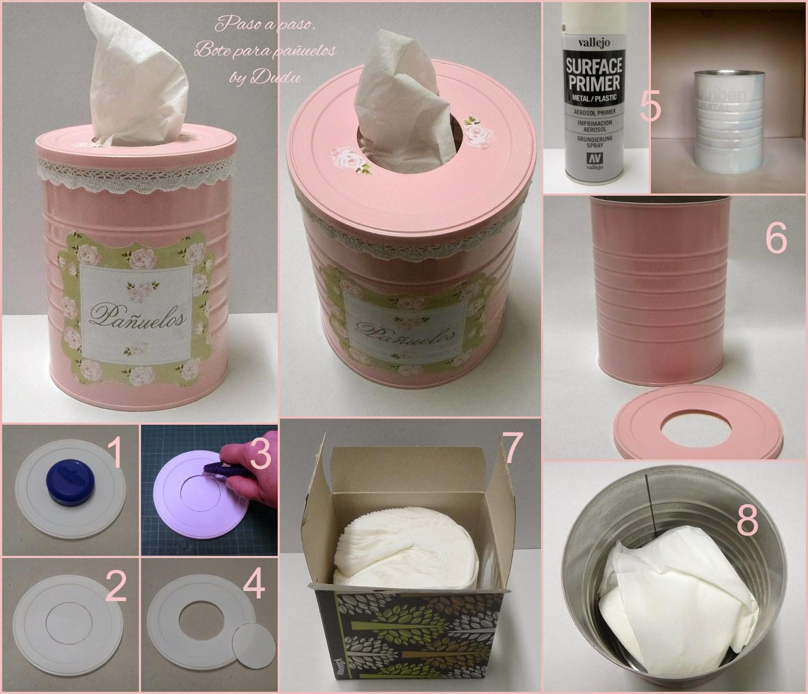 Les cosetes de dudu tutorial bote de leche infantil reciclado para guardar los kleenex - Le blog de mimi ...