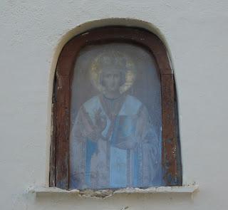 Ο ναός του αγίου Γερμανού στις Πρέσπες