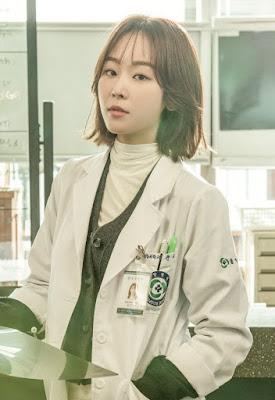 Seo Hyun Jin menjadi Yoon Seo Jung
