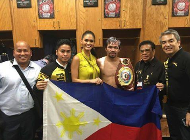 Pacquio Paid Up To A Million Dollars To Pay For Government Officials' Tickets To His Fight: 'It's An Honor Na Lahat Sila, Naka-Suporta Sa Akin.'