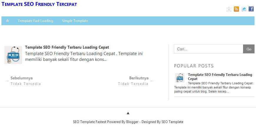 template-seo-friendly-loading-cepat