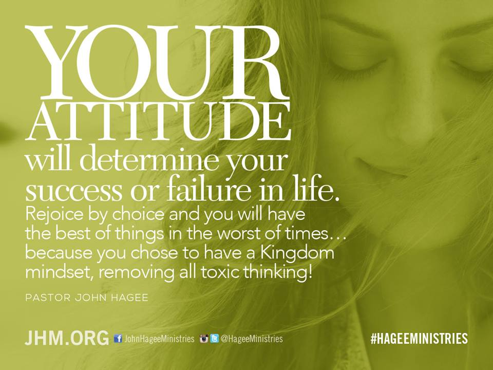 Your Attitude Determines Your Success Or Your Failutre Quotes