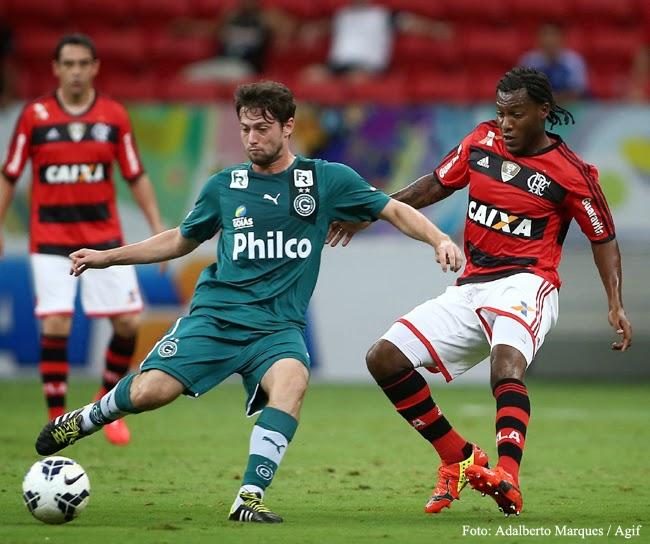 Flamengo E Seus Jogos: Flamengo 0 X 0 Goiás