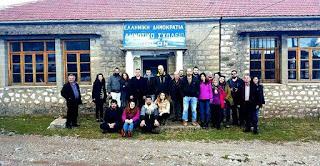 Το παλιό Σχολείο στις Πηγές Άρτας μετατρέπεται σε Ενεργειακά ευφυές Πολιτιστικό Κέντρο